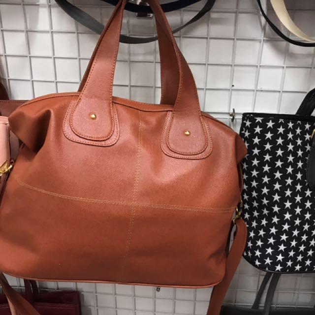 Shoulder And Hand Bag