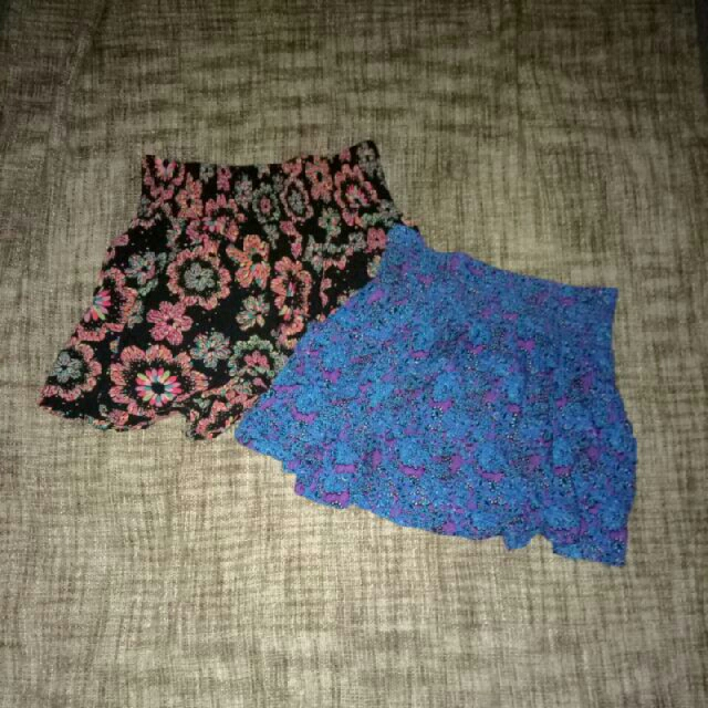 Skater Skirt $8 For Both
