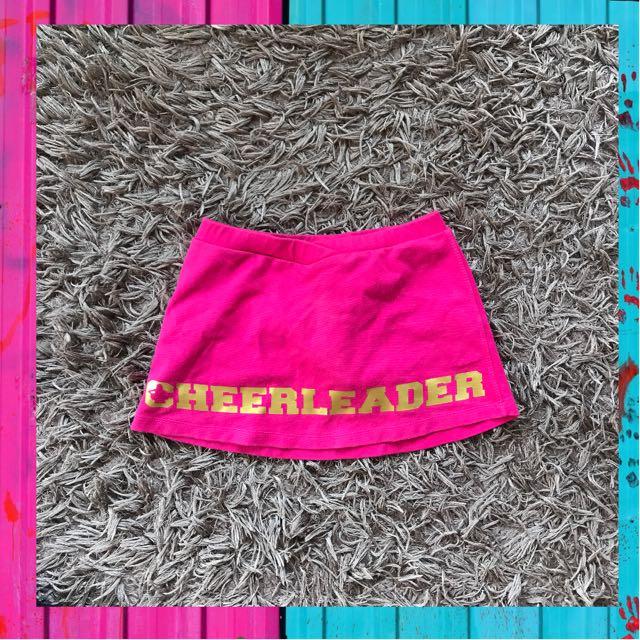 Skirt Cheerleaders