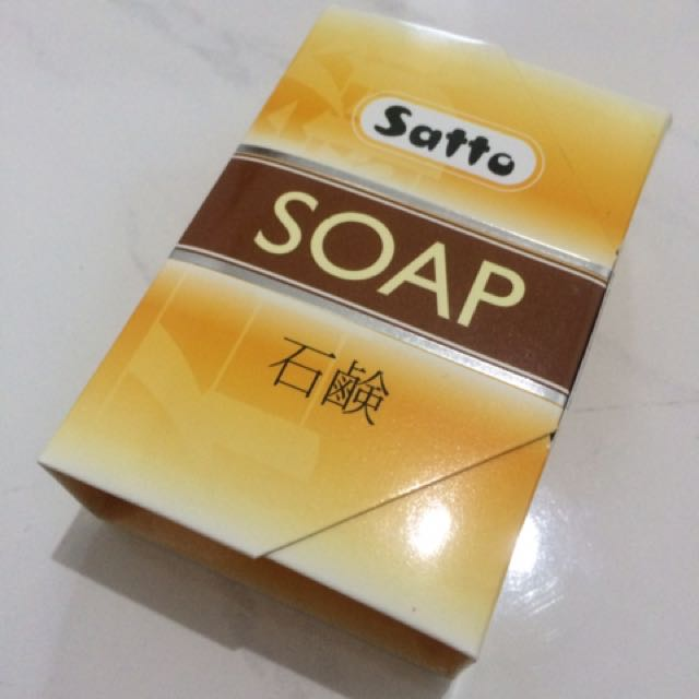 Soap Whitening By Satto