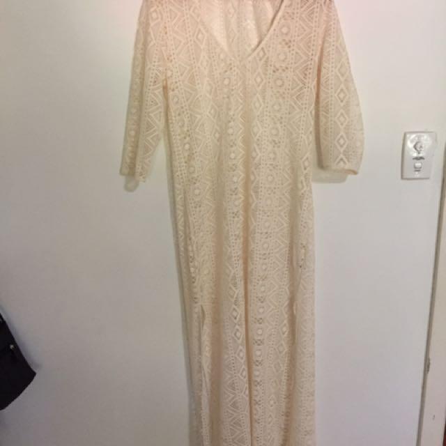 Sportsgirl Crochet Dress