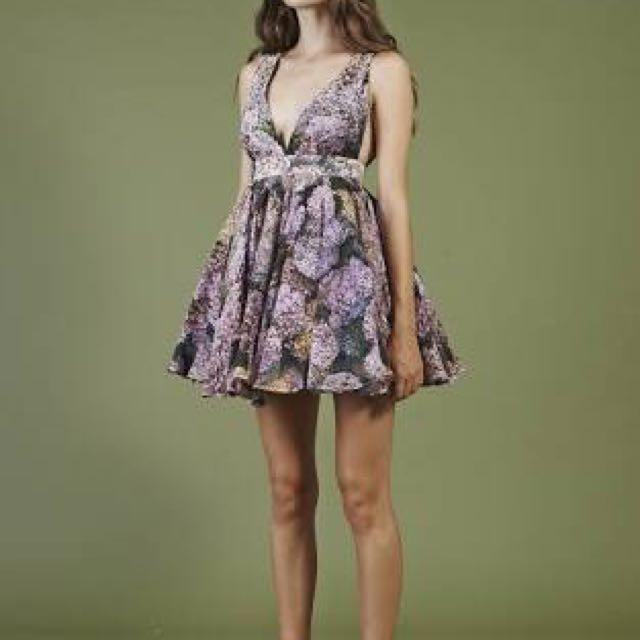 Stolen Girlfriends Club Heavy Petal Dress