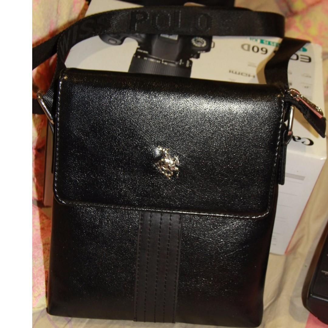 7504bc8b64 Swiss POLO Sling bag