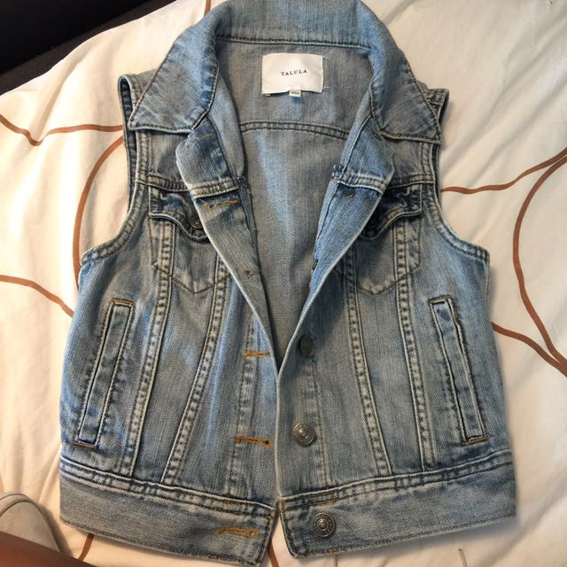 Talula Denim Jacket