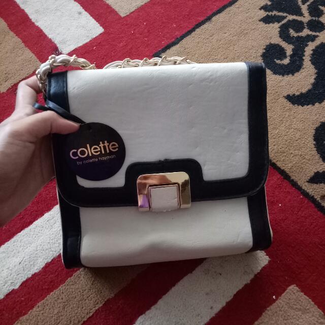 COLLETE HAYMAN BAG
