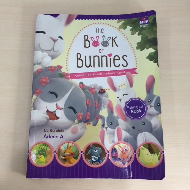 The Books Of Bunnies 🐰
