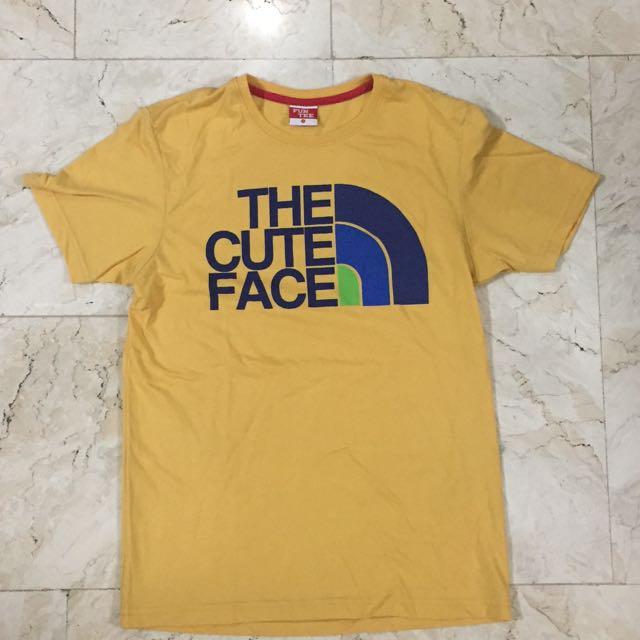 THE CUTE FACE SHIRT