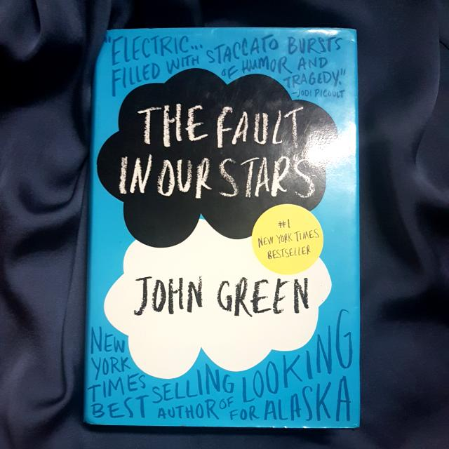 The Fault In Our Stars - John Green HARDCOVER
