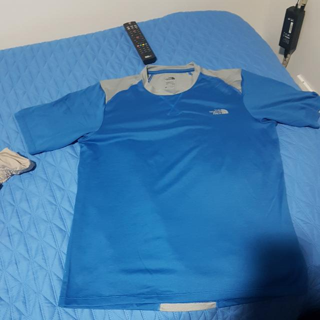 f1c8004b4 The North Face Dri Fit Shirt on Carousell
