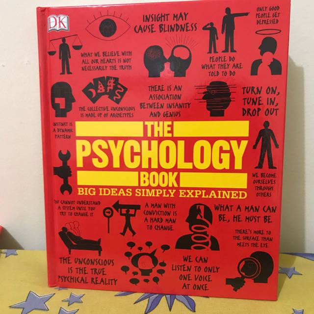 The Psychology Book - Big Ideas Simply Explained