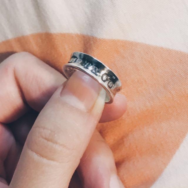 Tiffany&co戒指