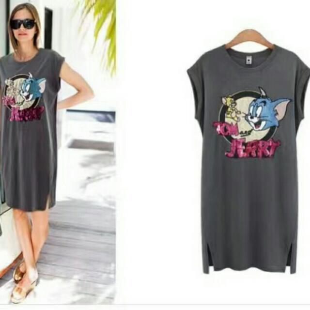 Tom & Jerry Dress