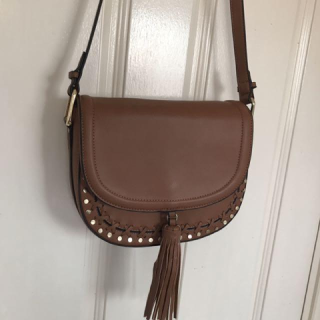 Tony Bianco Tan Bag