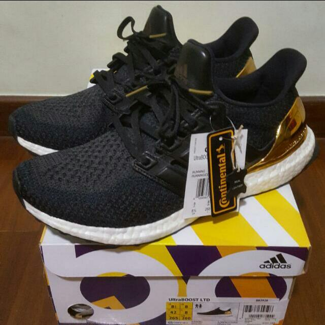 39f32d6c4 Ultra Boost 2.0 Gold medal LTD