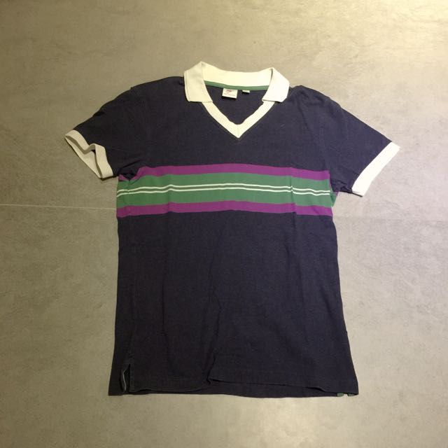 Uniqlo polo衫 (M)
