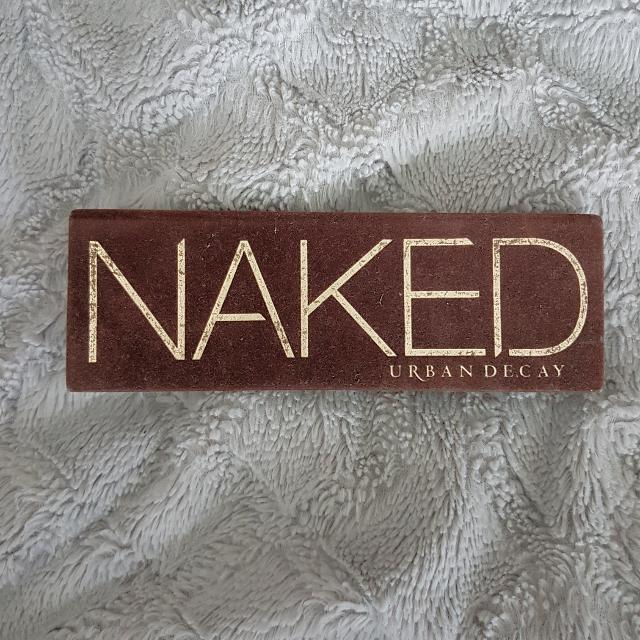Urban Decay NAKED PALETTE (VERSION 1)