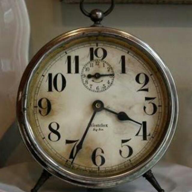 Vintage Clock (Free SF)
