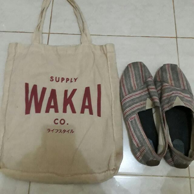 Wakai Size 42 Original
