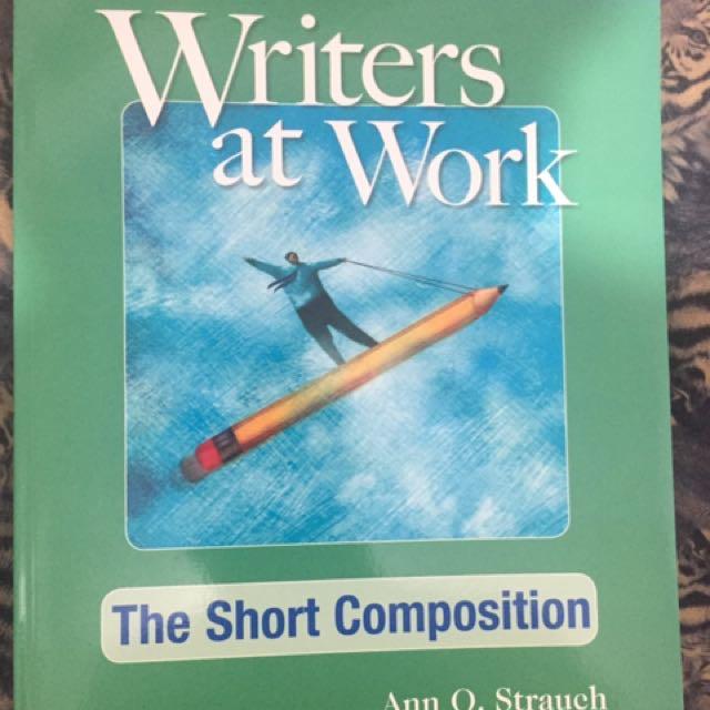 輔仁大學英文系Writers At Work
