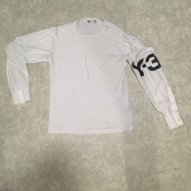 Y-3 Size Small Formal Tee