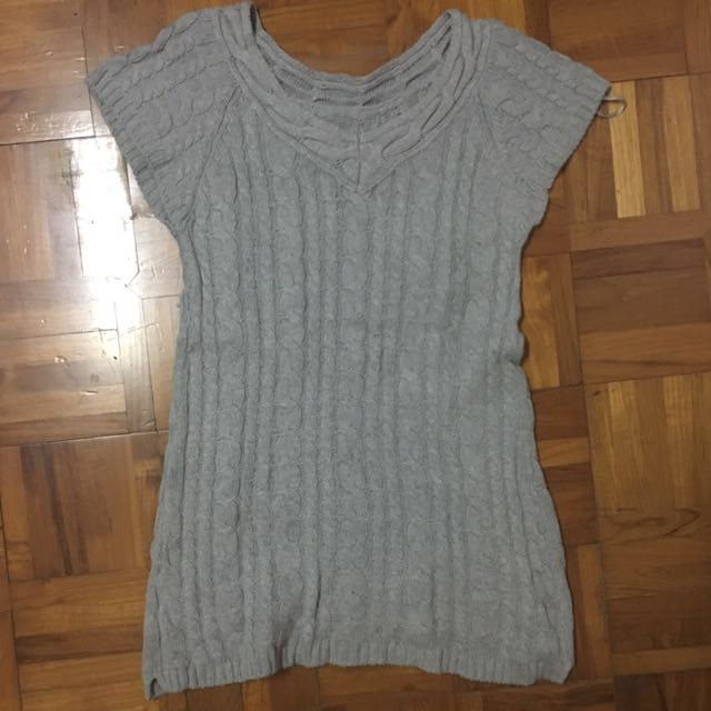 Zara Knit Top