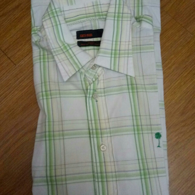 Zara Man Polo