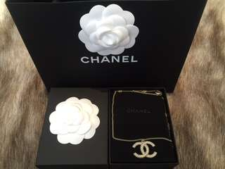 CHANEL Necklace Accessories