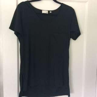 Aritzia Wilfred Free Alisa T-shirt Size Xs