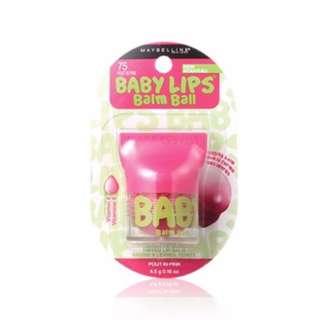 Brand New Babylips Balm
