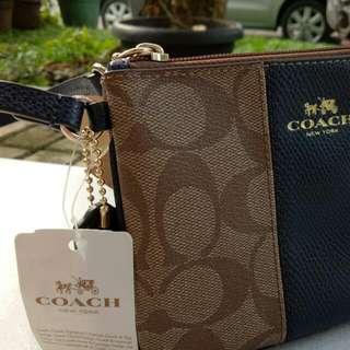COACH Original Cellphone Wallet (dompet Hp)