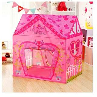 My Little House Pink Tent