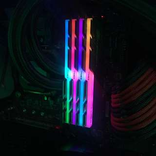 trident z rgb ddr4 2 sticks(8gb 3000mhz each) for 4000nt$