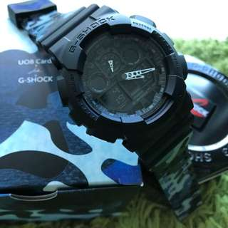 G-Shock x UOB Cards Limited Edition