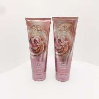 2 Bath And Body lotion