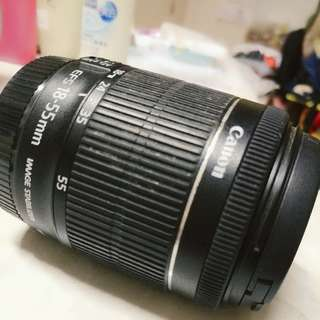 Canon 18-55mm Kit Len