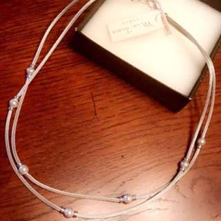 Real Silver Necklace
