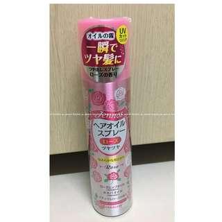 【私物 全新】日本柳屋玫瑰護髮精油噴霧100G