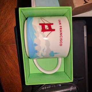 Starbucks Yah U.S. Mug
