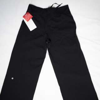 Lululemon New With Tag STILL PANT Regular Length