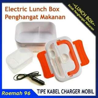 lunch box electrik khusus mobil