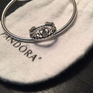 Princess Ring From Pandora
