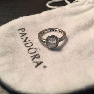 Pandora Engagement Style Ring