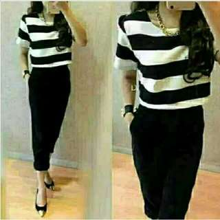 garis zebra set