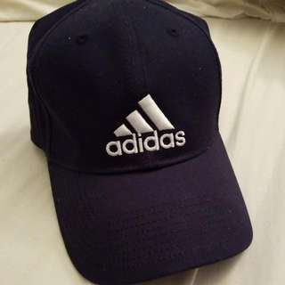 Adidas Navy Blue Hat