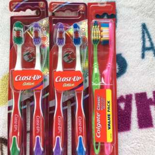 Toothbrush Take All