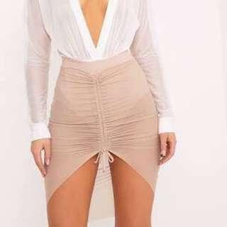 PLT Mesh Skirt