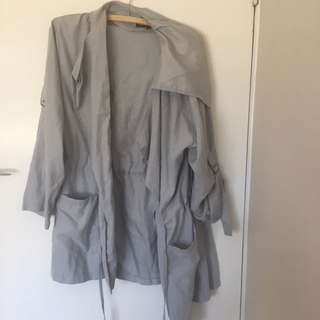 Dissh Light Grey Jacket