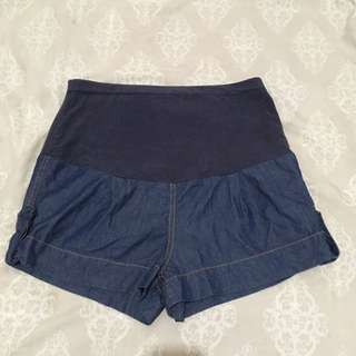 Mother 2 Be Maternity Shorts