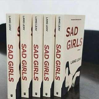 New! Sad Girls - Lang Leav
