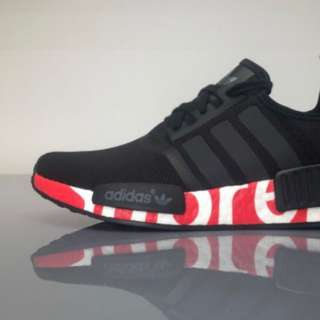 Supreme X Adidas Originals NMD R1